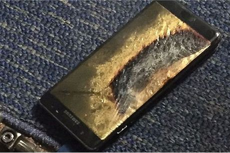 Galaxy Note 7 'an toan' lai boc chay, Samsung dang lam au? - Anh 1
