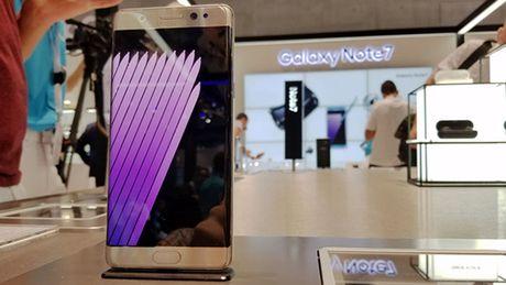 AT&T va T-Mobile ngung chuong trinh doi moi Galaxy Note 7 - Anh 1