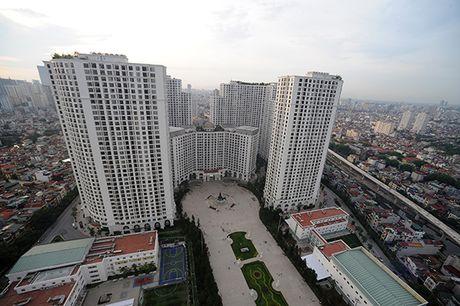 Ngam nhung goc pho Ha Noi tu tren cao - Anh 2