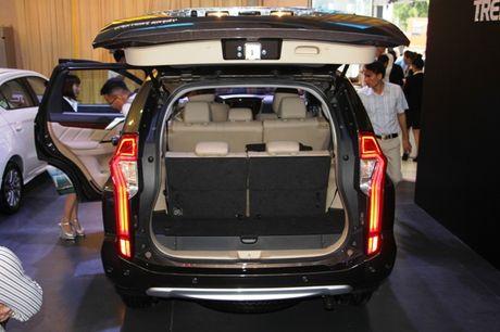 Mitsubishi dua mau SUV Pajero Sport Premium quyet chinh phuc thi truong Viet Nam - Anh 11
