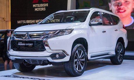 Mitsubishi dua mau SUV Pajero Sport Premium quyet chinh phuc thi truong Viet Nam - Anh 2