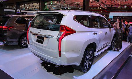 Mitsubishi dua mau SUV Pajero Sport Premium quyet chinh phuc thi truong Viet Nam - Anh 3