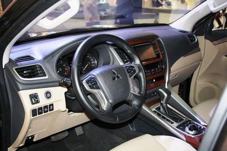 Mitsubishi dua mau SUV Pajero Sport Premium quyet chinh phuc thi truong Viet Nam - Anh 5