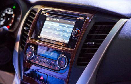 Mitsubishi dua mau SUV Pajero Sport Premium quyet chinh phuc thi truong Viet Nam - Anh 7