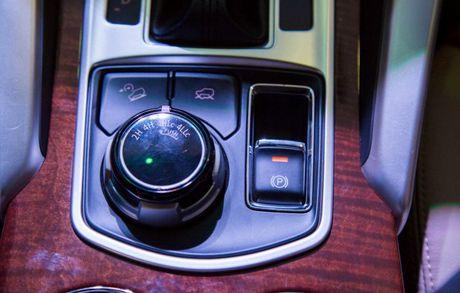 Mitsubishi dua mau SUV Pajero Sport Premium quyet chinh phuc thi truong Viet Nam - Anh 9