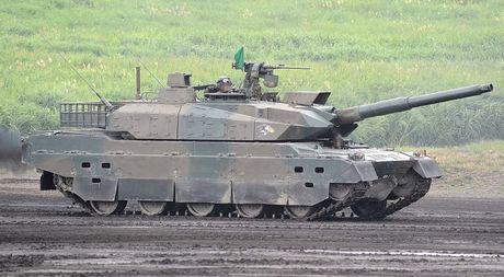 Xe tang Type 10 cua Nhat Ban co suc manh gi dac biet? - Anh 1