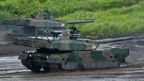 Xe tang Type 10 cua Nhat Ban co suc manh gi dac biet? - Anh 2