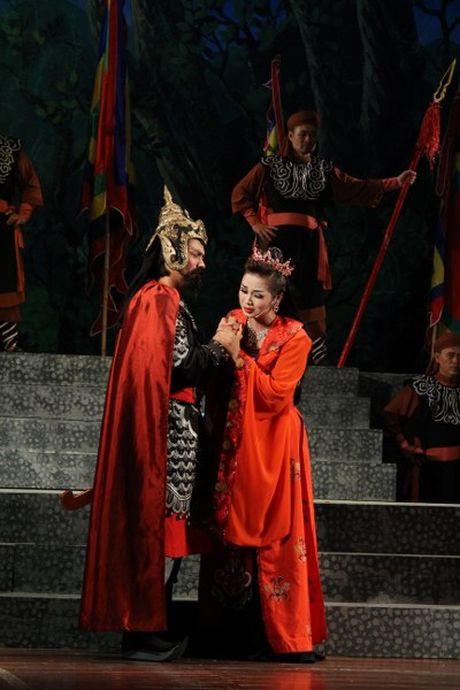 Cheo Ha Noi 'dai thang' voi 8 Huy chuong Vang - Anh 5
