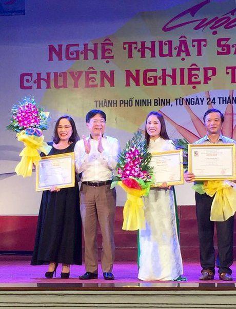 Cheo Ha Noi 'dai thang' voi 8 Huy chuong Vang - Anh 6