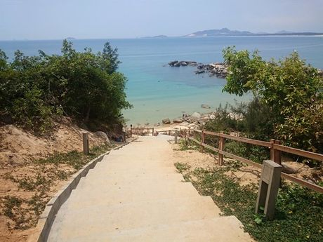 Gioi tre bi hut hon boi dao Jeju phien ban Viet o Binh Dinh - Anh 4