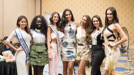 Nguyen Thi Loan tu tin o Miss Grand International 2016 - Anh 10