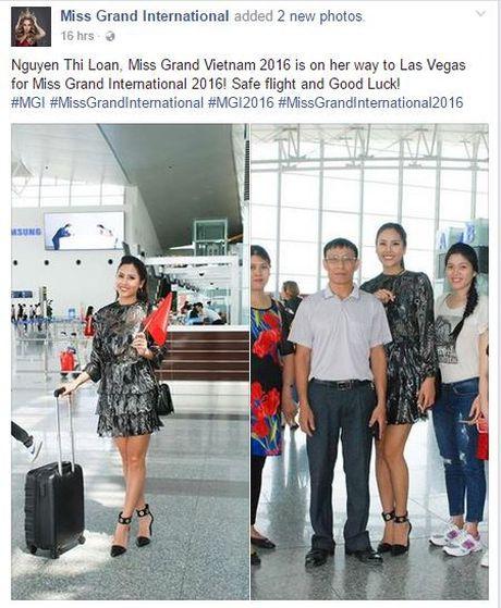 Nguyen Thi Loan tu tin o Miss Grand International 2016 - Anh 1