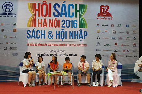 Ha Noi trao giai cuoc thi Dai su Van hoa doc 2016 - Anh 3