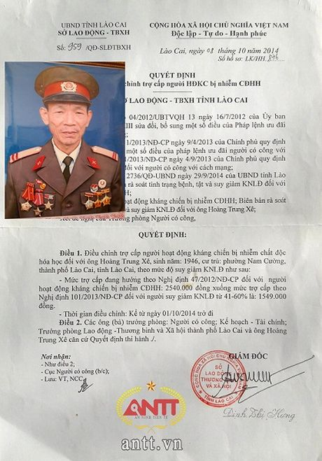 Lao Cai: Cho 'xuong hang' nhieu nan nhan chat doc hoa hoc - Anh 1