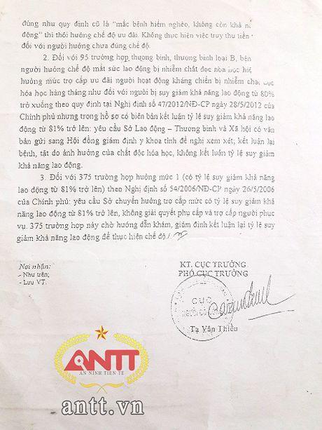 Lao Cai: Cho 'xuong hang' nhieu nan nhan chat doc hoa hoc - Anh 4