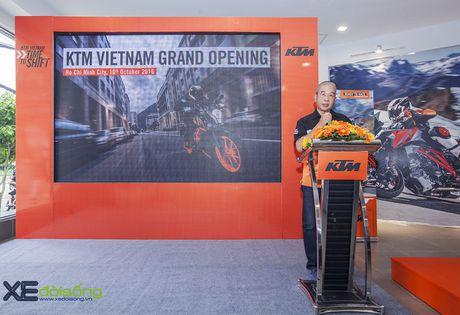Doi tac chu luc Piaggio Viet Nam phan phoi doc quyen mo to KTM - Anh 2