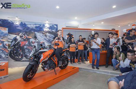 Doi tac chu luc Piaggio Viet Nam phan phoi doc quyen mo to KTM - Anh 4