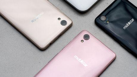 Mobiistar gioi thieu smartphone selfie Lai Yuna X gia 3 trieu - Anh 1