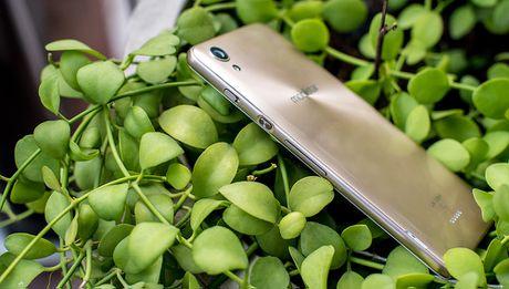 Mobiistar gioi thieu smartphone selfie Lai Yuna X gia 3 trieu - Anh 3