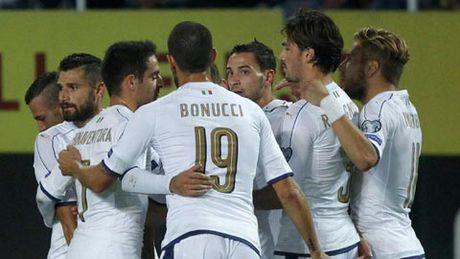 Vong loai World Cup 2018: Tay Ban Nha thang nhe, Italia thang nhoc - Anh 3