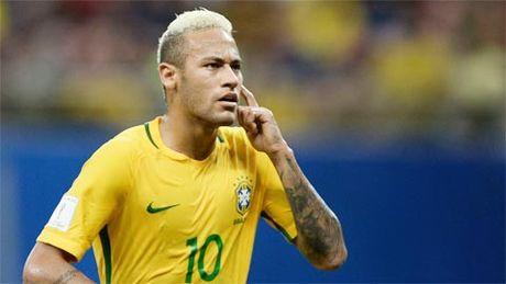 DT Brazil & bai toan kho thay the Neymar - Anh 1
