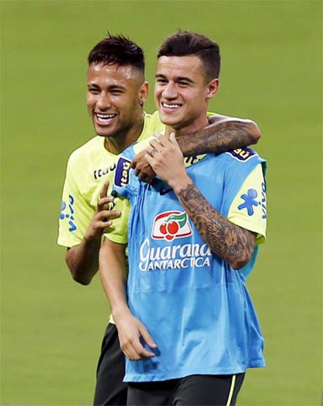 DT Brazil & bai toan kho thay the Neymar - Anh 2