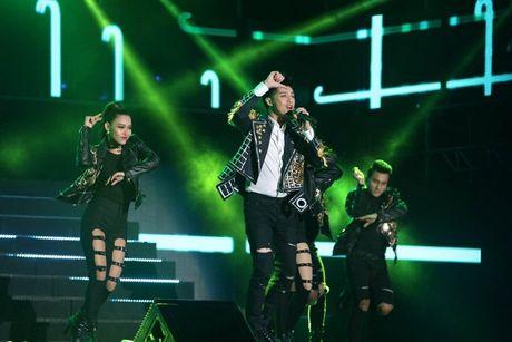 Asia Songs Festival: Noo Phuoc Thinh duoc vi nhu Bi Rain - Anh 1