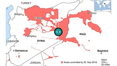 IS that thu, mat them dat o Iraq va Syria - Anh 2