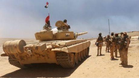 IS that thu, mat them dat o Iraq va Syria - Anh 3