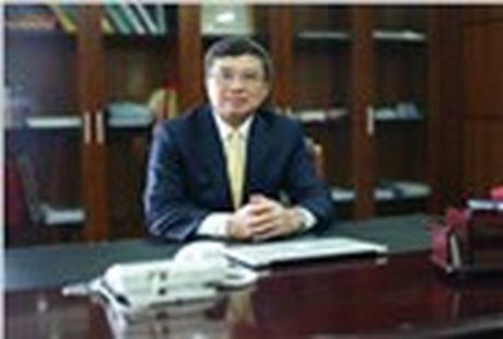 Thu truong Hoang Quoc Vuong la nguoi phat ngon cua Bo Cong Thuong - Anh 1