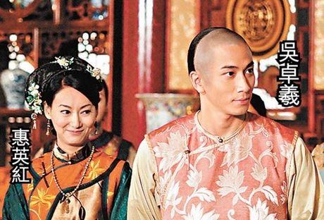 7 nhan vat nu cam chiu khien nguoi xem 'tuc dien' trong phim TVB - Anh 6