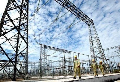 EVN: Dung trien khai Dai vinh danh cong trinh Truyen tai dien 500 kV Bac – Nam - Anh 1