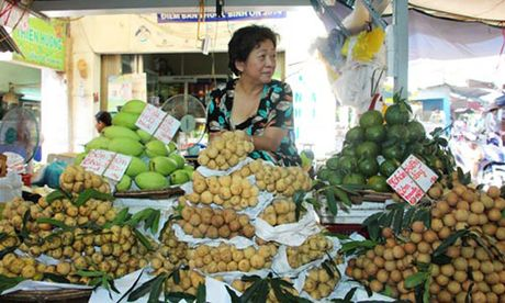 Viet Nam chi hon 7.000 ty nhap trai cay Thai Lan, Trung Quoc - Anh 1