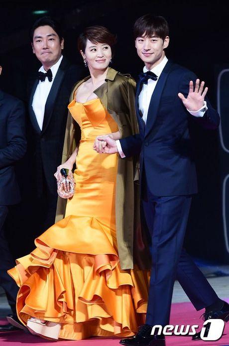 10 khoanh khac dang nho trong Le trao giai tvN10 Awards - Anh 2