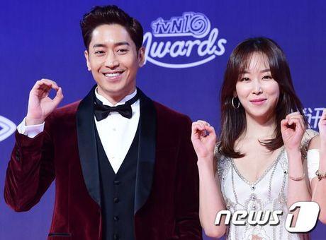 10 khoanh khac dang nho trong Le trao giai tvN10 Awards - Anh 5