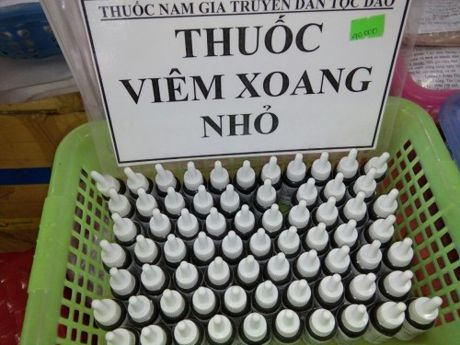 Ky dieu bai thuoc chua viem xoang cua nguoi dan toc Dao - Anh 2