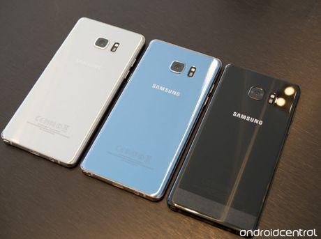 Samsung thong bao tam ngung san xuat Note 7 - Anh 1