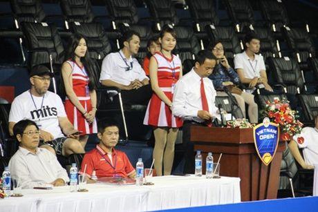 Vietnam Open 2016 – Khoi tranh tren VTVcab - Anh 1