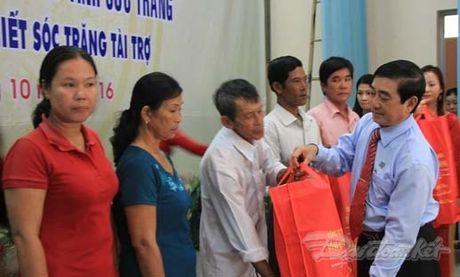 Soc Trang ban giao 250 can nha Dai doan ket - Anh 3