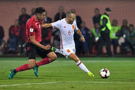 Costa giup Tay Ban Nha dan dau vong loai World Cup 2018 - Anh 3