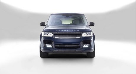 Range Rover Autobiography ban do doc nhat vo nhi - Anh 1