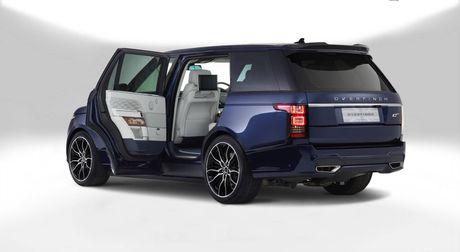Range Rover Autobiography ban do doc nhat vo nhi - Anh 5