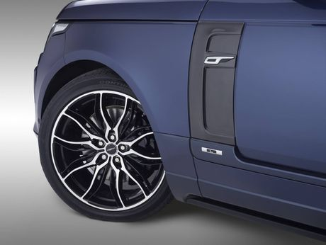 Range Rover Autobiography ban do doc nhat vo nhi - Anh 6