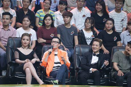 Thuy Tien nguong vi dong nghiep khong nhan ra giong hat - Anh 2