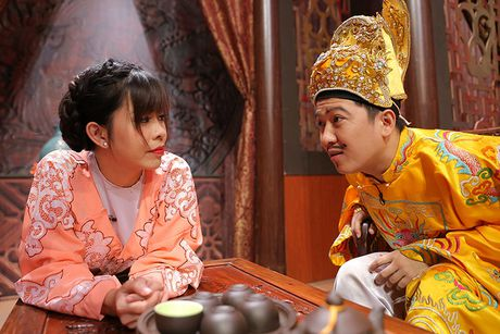 Truong Giang bat khoc trong game show - Anh 10