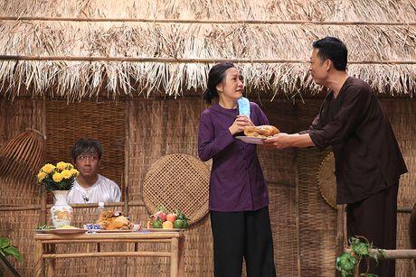 Truong Giang bat khoc trong game show - Anh 1