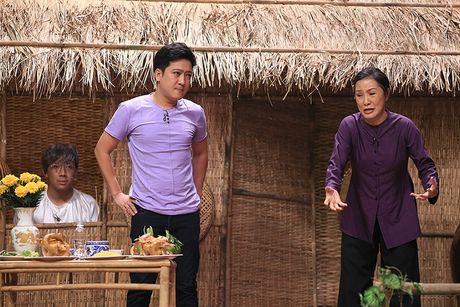 Truong Giang bat khoc trong game show - Anh 2