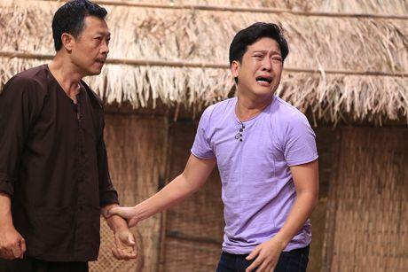 Truong Giang bat khoc trong game show - Anh 3