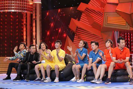 Truong Giang bat khoc trong game show - Anh 5