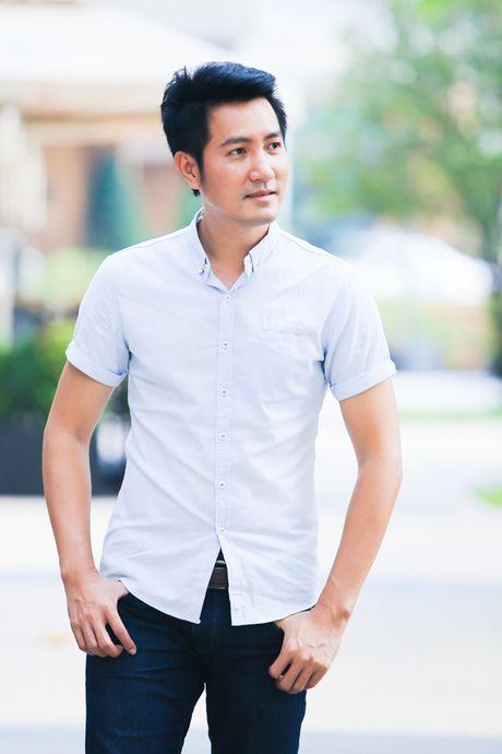 A hau Hoang My lam MC chuong trinh am thuc - Anh 2